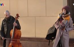 Âm nhạc đường phố - Một phần đời sống văn hóa ở Moskva, Nga