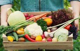 Thụy Sỹ: Chi hơn 3 tỷ Franc cho thực phẩm hữu cơ