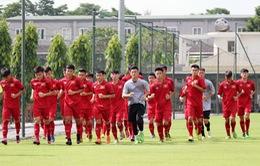 ĐT U18 Việt Nam chuẩn bị tham dự Giải bóng đá quốc tế tại Hong Kong (Trung Quốc)