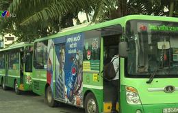 Thêm 8 tuyến xe bus sử dụng thẻ điện tử ở TP.HCM