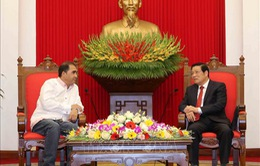 Tăng cường đoàn kết hợp tác Việt Nam - Panama