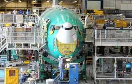 Boeing cắt giảm sản xuất dòng máy bay 737 Max