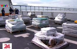 Mỹ tịch thu 7 tấn cocaine