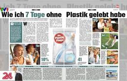 Ý thức hạn chế túi nylon ở các nước châu Âu