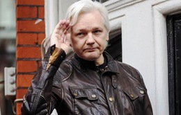 Nhà sáng lập Wikileaks bị trục xuất
