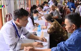 Khám sàng lọc, phát hiện bệnh sớm cho người dân tại cộng đồng