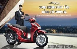 Honda giới thiệu phiên bản mới của mẫu xe SH300i