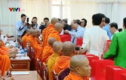 Thủ tướng dự họp mặt mừng Tết cổ truyền Chôl Chnăm Thmây