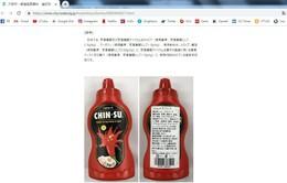 Masan phản hồi về việc Nhật Bản thu hồi hơn 18.000 chai tương ớt Chinsu