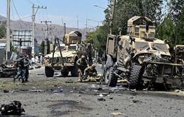 Nổ bom kép ở Afghanistan