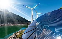 Năng lượng tái tạo tăng mạnh ở châu Đại Dương và châu Á