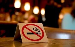 Chính quyền nhiều bang tại Mỹ siết chặt quy định về thuốc lá