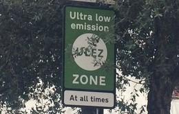 London quyết mạnh tay với các phương tiện làm ô nhiễm không khí