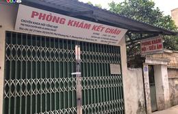 Hà Nội: Một phụ nữ tử vong sau truyền dịch tại phòng khám tư