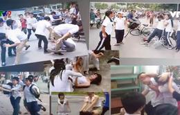 Bạo lực học đường: Thủ phạm hay nạn nhân?