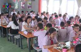 Thừa Thiên Huế đảm bảo an toàn thực phẩm bữa ăn trưa học đường