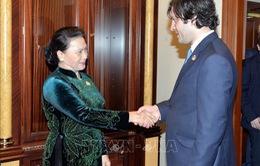 Việt Nam - Georgia tăng cường phát triển hợp tác kinh tế, thương mại