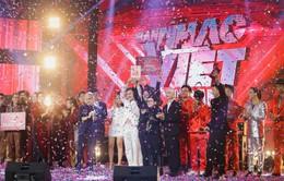 Ban nhạc Fire xuất sắc giành Quán quân Ban nhạc Việt mùa 2