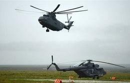 Nga, Trung Quốc cùng phát triển trực thăng vận tải mới