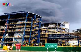 Nổ lớn tại nhà máy hóa chất ở Đài Loan, Trung Quốc