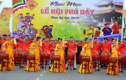 Khai hội Phủ Dầy, Nam Định
