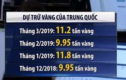 Trung Quốc tăng cường dự trữ vàng