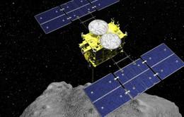 Tàu thăm dò Nhật Bản thả chất nổ vào tiểu hành tinh để tìm nguồn gốc hệ Mặt Trời