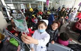 Trung Quốc thiếu bác sĩ nhi khoa trầm trọng