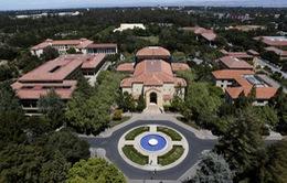 """Mỹ: Đại học Stanford buộc thôi học sinh viên """"chạy trường"""""""