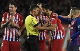 Diego Costa đứng trước án phạt rất nặng sau trận gặp Barcelona