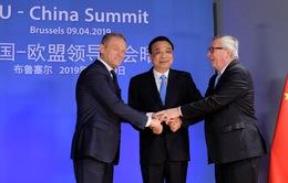 Thúc đẩy quan hệ thương mại bình đẳng EU - Trung Quốc