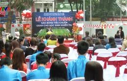 Nhật Bản hỗ trợ người khiếm thị Việt Nam