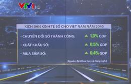 Kịch bản kinh tế số cho Việt Nam năm 2045