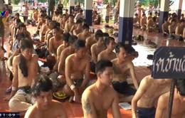 Thái Lan thu thập ADN của nam thanh niên