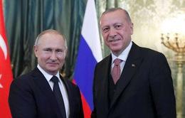Nga và Thổ Nhĩ Kỳ tiếp tục hợp đồng S-400