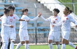 Thắng Jordan 2-0, ĐT nữ Việt Nam giành vé tham dự vòng loại thứ 3 Olympic 2020