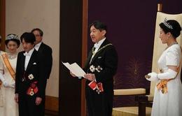 Lãnh đạo Đảng, Nhà nước gửi Thư chúc mừng Nhà vua Nhật Bản Naruhito