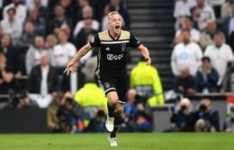 Tottenham 0-1 Ajax: Niềm vui nối dài