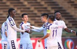 AFC Cup 2019: CLB Hà Nội giành chiến thắng rực rỡ ngay trên sân của Nagaworld