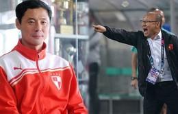 HLV Park Hang Seo giao U22 Việt Nam cho trợ lý mới