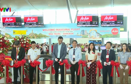 Air Asia khai trương đường bay Cam Ranh - Bangkok