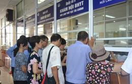 Hà Nội: Tăng giá khám bệnh với người không có thẻ bảo hiểm y tế