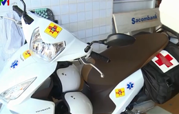 Mở rộng hoạt động cấp cứu bằng xe hai bánh tại TP.HCM