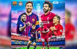 Barcelona - Liverpool: Đại tiệc tấn công (02h00 ngày 02/5)