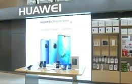 Huawei bám đuổi Samsung về thị phần điện thoại thông minh
