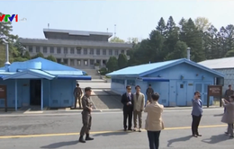 Hàn Quốc mở cửa đón du khách tới Làng đình chiến