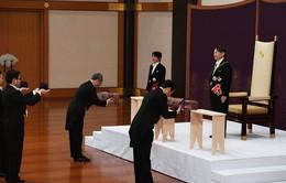 Hoàng Thái tử Naruhito lên ngôi Hoàng đế Nhật Bản với niên hiệu Reiwa