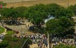 Các nước lên án âm mưu đảo chính ở Venezuela