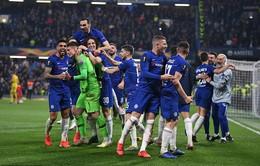 ẢNH: Chelsea nghẹt thở vượt qua Frankfurt, tiến vào chung kết Europa League