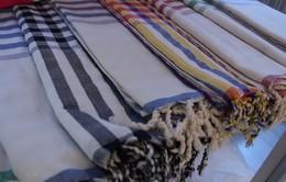 Làng nghề khăn rằn Nam Bộ